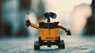 I love you my dearest robot-mate!!!